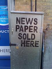 Sales funnel newspaper problem