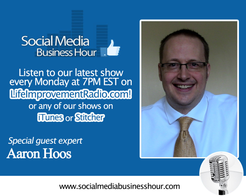 social-media-business-hour-podcast-aaron-hoos-201512