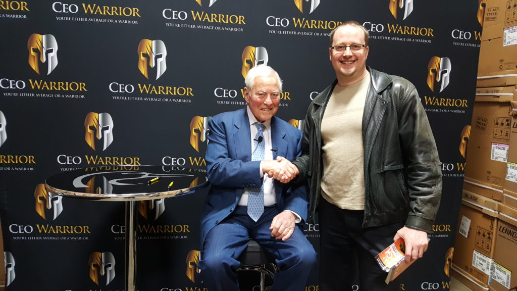 Aaron Hoos and Brian Tracy