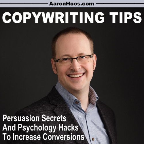 Aaron Hoos - Copywriting Tips